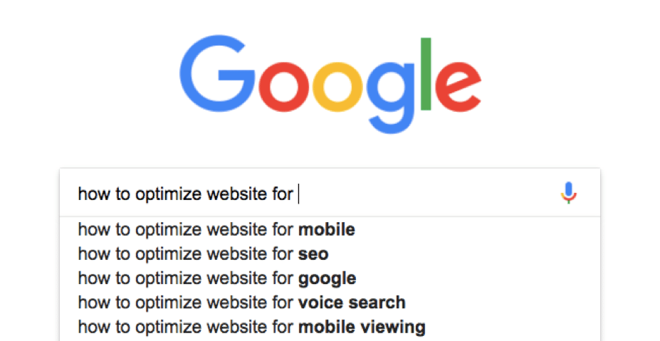 How To Optimize Your Website & Do Keyword Research For Voice Search  