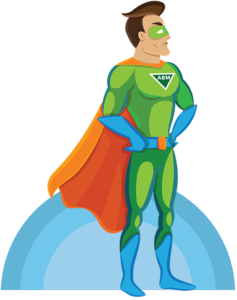 SEO My Business Paid Search for ABM super hero