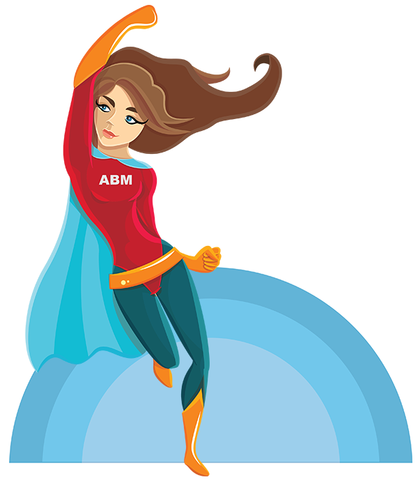 SEO My Business Paid Search for ABM super hero2