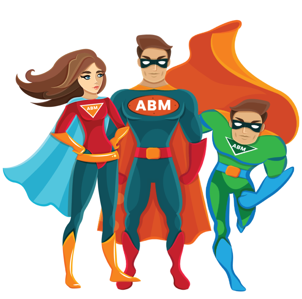 SEO my Business ABM Super Heroes